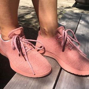 Allbirds • Mauve Sneakers